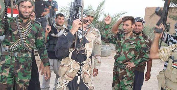 Irak ordusu Amerli'ye girdi