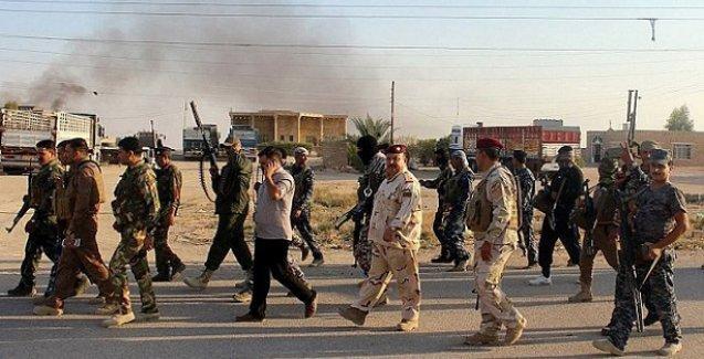Irak ordusu IŞİD'i Bağdadi kentinden temizledi