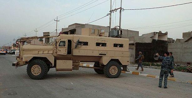 Irak ordusu Tikrit'te operasyon başlattı