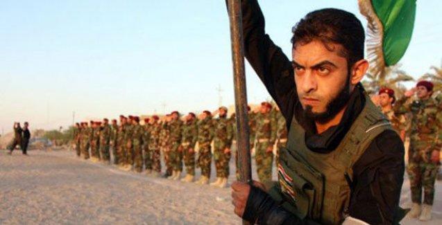 Iraklı Şii milislerden Türkiye'ye tehdit