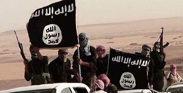 Irak savaş uçakları IŞİD mevzilerini bombaladı 34 IŞİD militanı öldürüldü