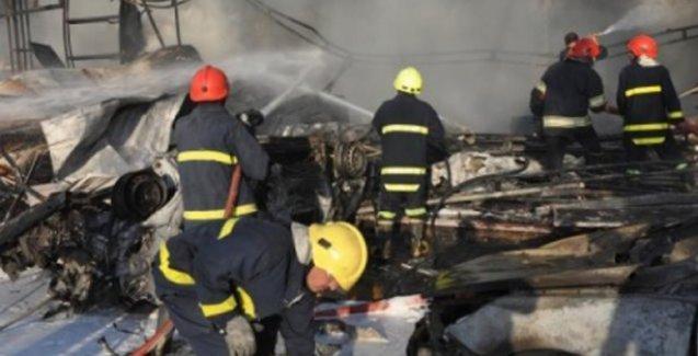 Irak'ta bombalı saldırılar: 102 ölü, 75 yaralı