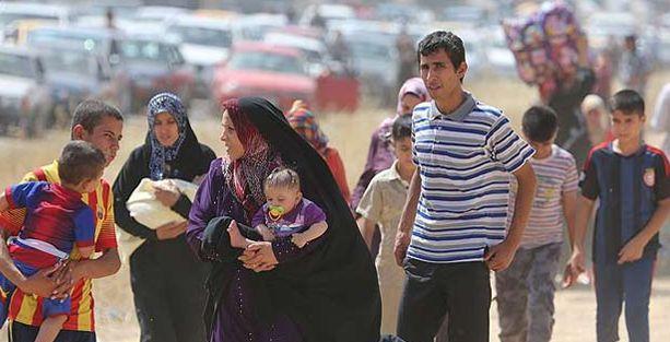 Iraklı Türkmenler: IŞİD'i Erdoğan güçlendirdi