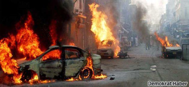 Irak'ta bombalı saldırı: 35 ölü