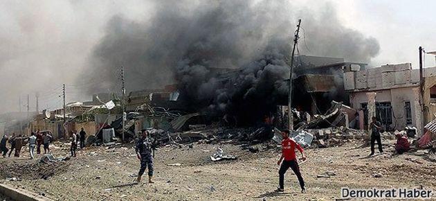 Irak'ta bombalı saldırılar: 46 ölü