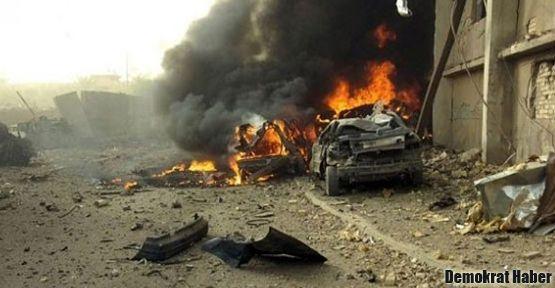 Irak'ta bombalı saldırılar: En az 11 ölü