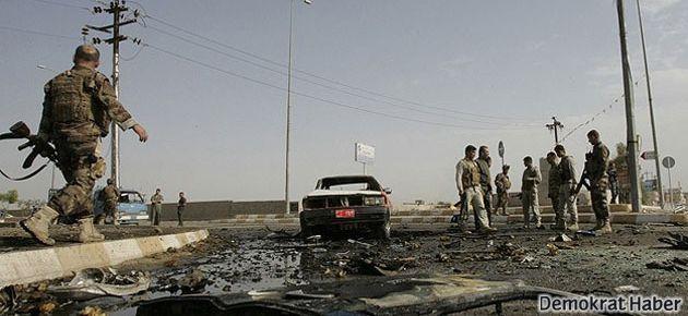 Irak'ta en kanlı Ocak