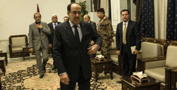 Irak'ta hükümet krizi
