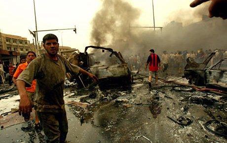 Irak'ta katliam: 42 ölü