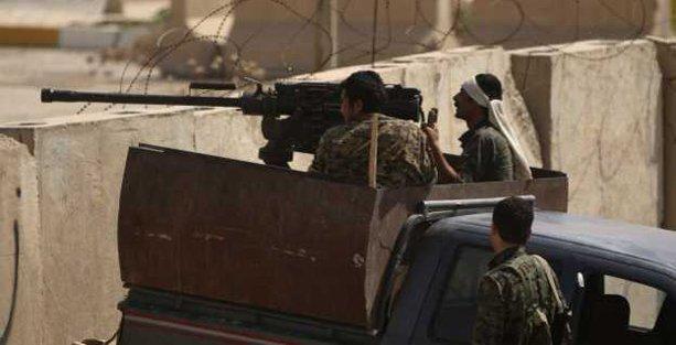 Irak'ta Kürt güçleri Rabia'yı geri aldı