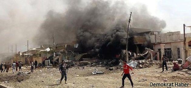 Irak'ta Şiiler hedef alındı: 60 ölü