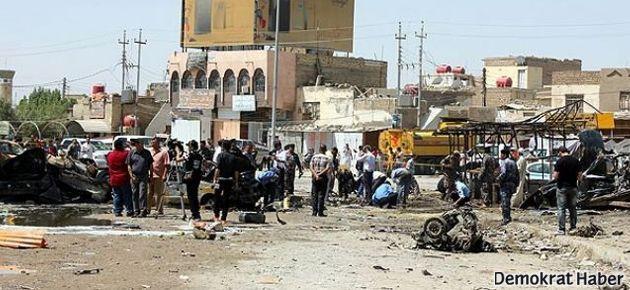Irak'ta silahlı saldırı: 7 ölü, 4 yaralı