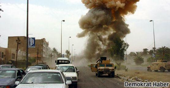Irak'ta yine bombalı saldırılar: 29 ölü