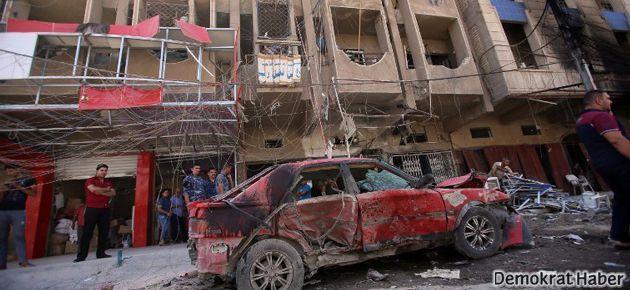 Irak'ta yine Şiiler hedefte: 60 ölü!