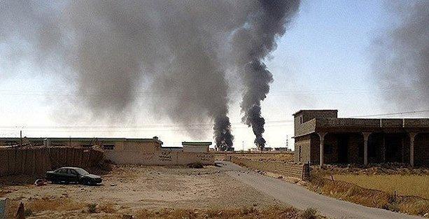 Irak'taki hava saldırısında 20 IŞİD militanı öldürüldü