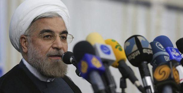 İran lideri Ruhani: IŞİD'e karşı ABD'yle işbirliği yapabiliriz