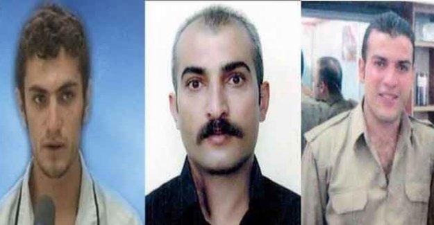İran, Saman Nesim ve Efşarî kardeşleri idam etti