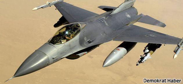 İran'da savaş uçağı düştü: 2 pilot öldü