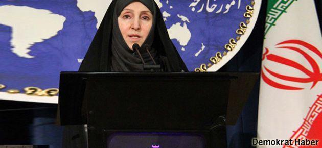 İran'dan düşürülen helikopterle ilgili açıklama