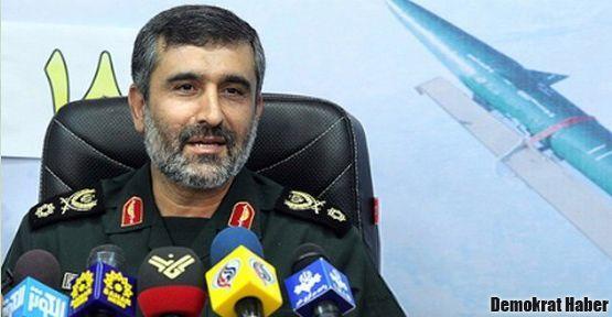 İran'dan Kürecik üssüne karşı füze