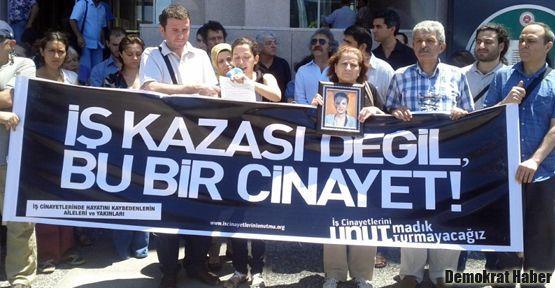 İş kazalarında Türkiye Avrupa'da birinci