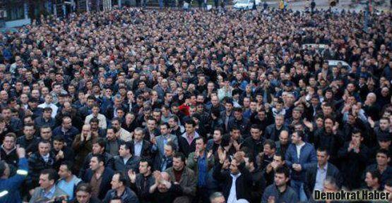 İşçiler Renault fabrikasını işgal etti