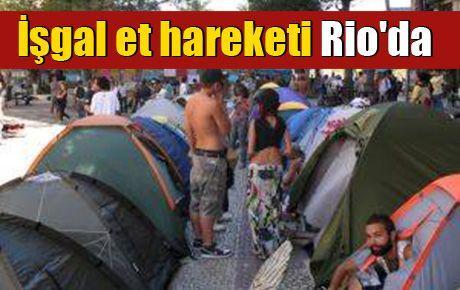 İşgal et hareketi Rio'da