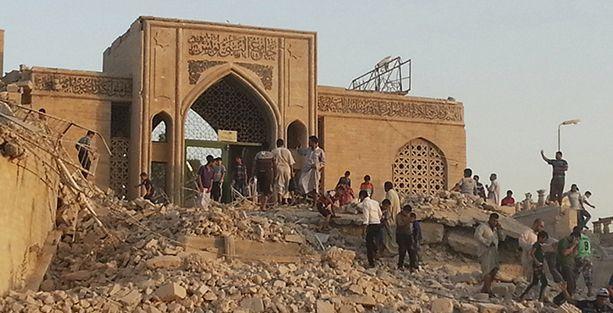 'IŞİD, 50 kutsal mekanı daha yıkacak'