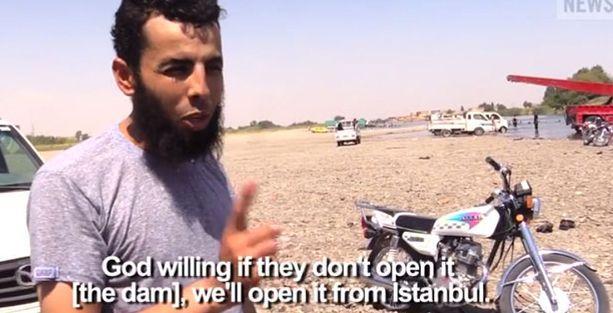 IŞİD basın sözcüsünden Türkiye'ye 'açık tehdit'
