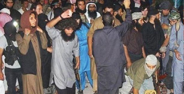 IŞİD bu kez de bir erkeği recm ederek öldürdü