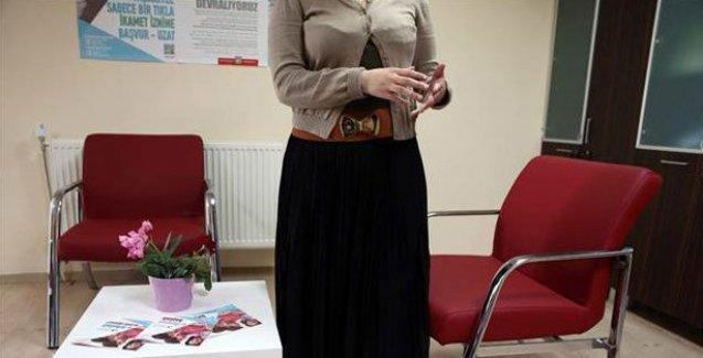 IŞİD'den ayrılan kadın, korkunç gerçekleri anlattı