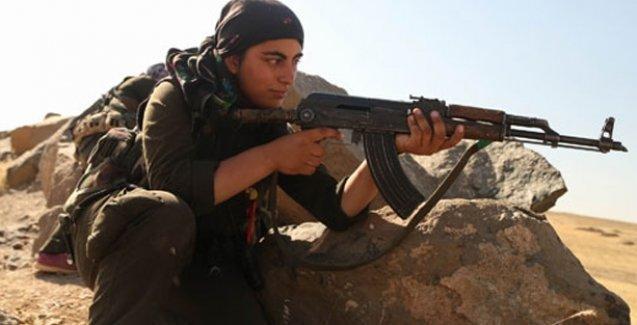 IŞİD'e karşı savaşan YPJ'li kadınların hayatı belgesel oldu