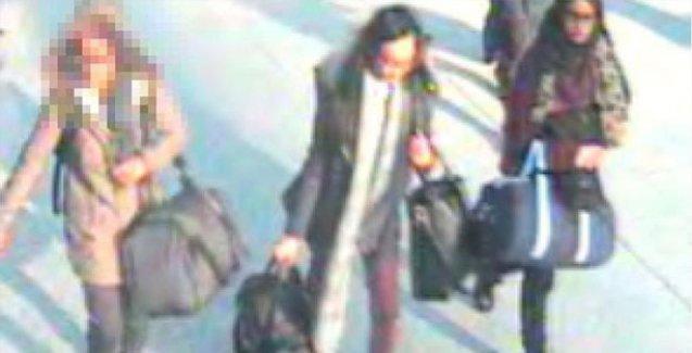 IŞİD'e katılacağı iddia edilen İngiltere vatandaşı üç genç İstanbul'da görüldü