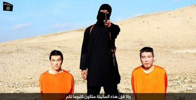 IŞİD, elindeki iki Japon rehineden birini infaz ettiğini duyurdu