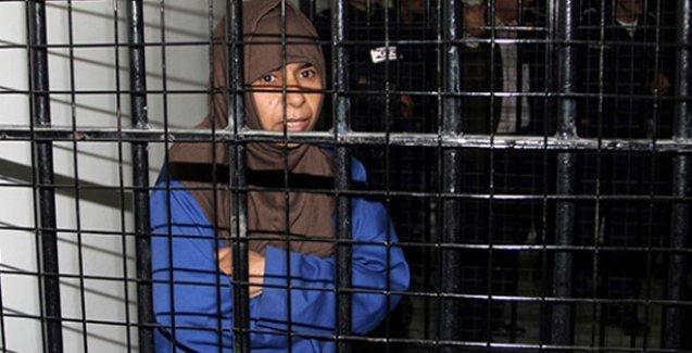 IŞİD, hapisteki kadını neden istiyor?