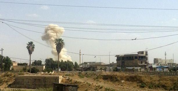 IŞİD, Hz. Şit Camisi'ni de havaya uçurdu