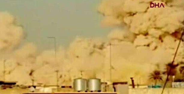 IŞİD, Hz. Yunus türbesini dinamitle havaya uçurdu