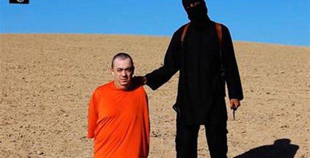 IŞİD İngiliz rehineyi 'öldürdü'