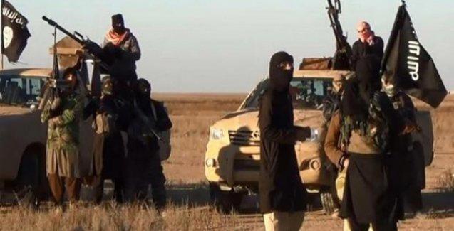 'IŞİD Irak'ta 45 kişiyi yaktı'