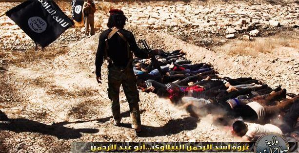 IŞİD Irak'ta yaptıklarının belgelerini yayınladı!