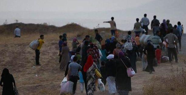 IŞİD Irak'taki en büyük Hristiyan kenti aldı