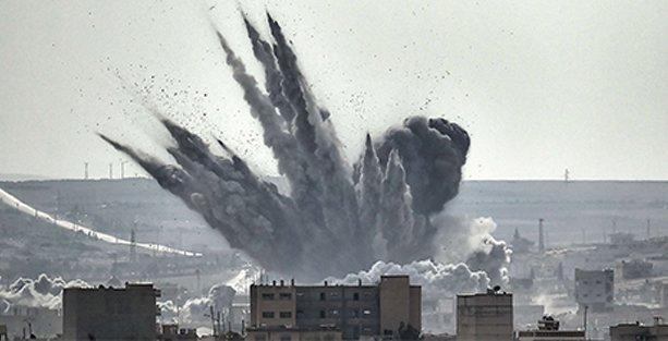 IŞİD Kobani'de köyleri Araplara satmış