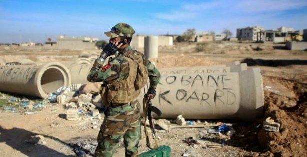 'IŞİD Kobani'de takviye güçlerle saldırıyor'