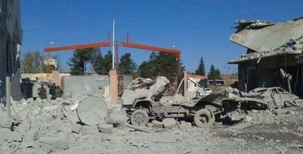 IŞİD Kobani'ye Türkiye'den mi saldırdı?