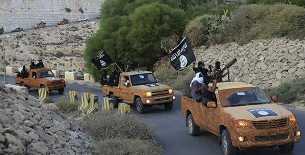 'IŞİD Libya'da eğitim kampları kuruyor'