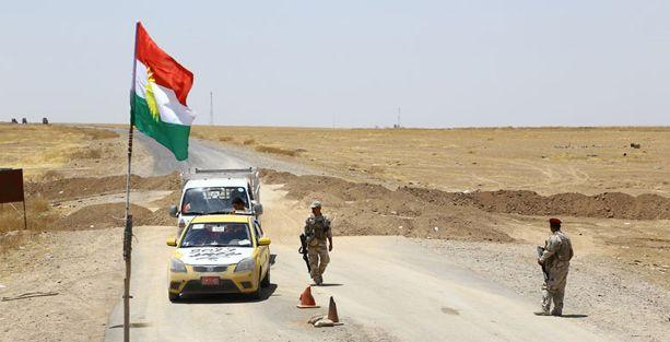 Mahmur Kampı olası IŞİD saldırısına karşı boşaltılıyor