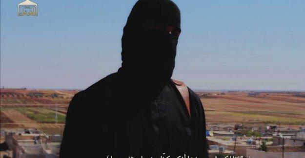 IŞİD militanı 'Cihatçı John'un kimliği açıklandı