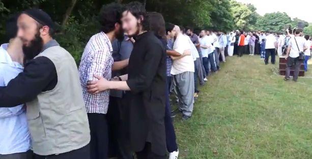 IŞİD militanları İstanbul'da bayramda buluştu iddiası