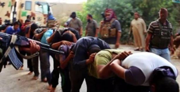 IŞİD, Müslümanlığı kabul etmeyen 80 Ezidi'yi öldürdü iddiası