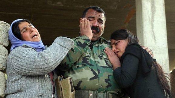 IŞİD, Musul'da rehin tuttuğu 300 Ezidi'yi öldürdü